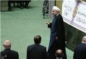 روحانی: دولت دست دوستی خود را به سوی مجلس جدید دراز میکند