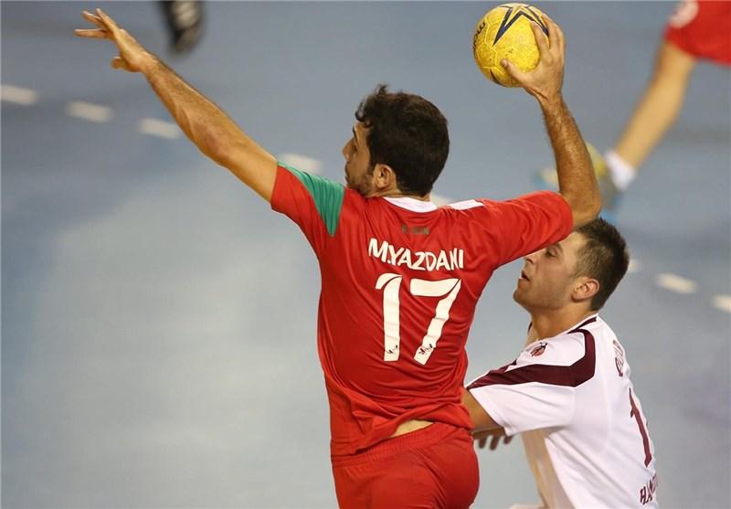 Iran Handball Books World Championship Place