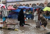 Floods Displace Nearly 600 Yemeni Families in One Week