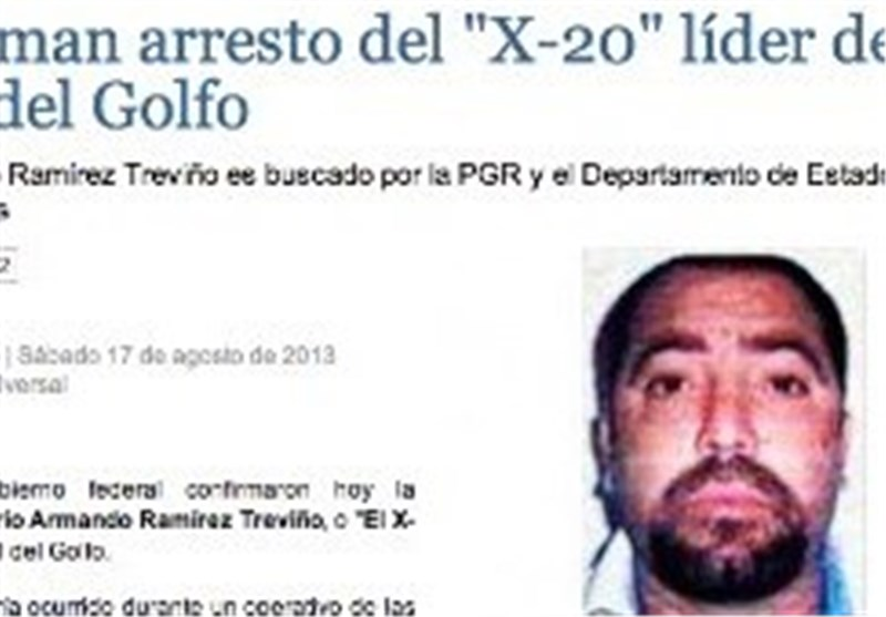 Leader of Mexico's Gulf Drug Cartel Captured