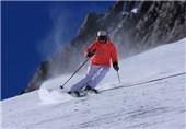 پیست اسکی خوشاکوی ارومیه پذیرای ورزشکاران زمستانی است