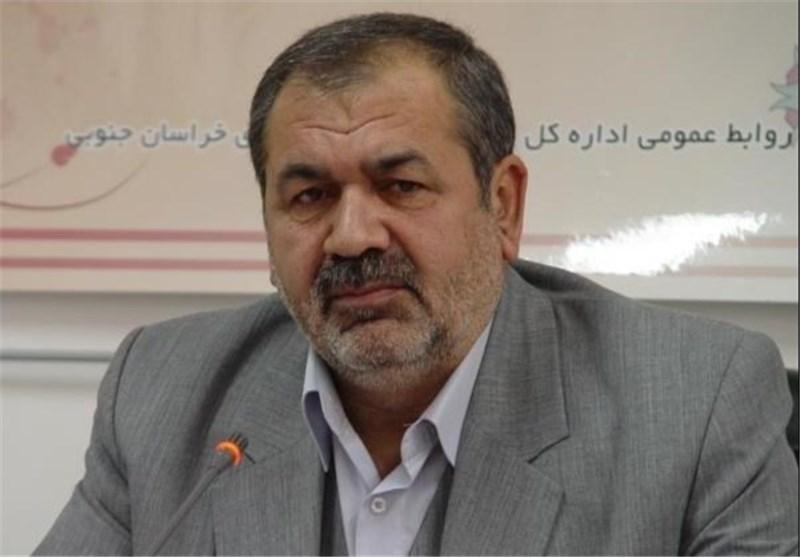 حبیبالله شریفی مدیرکل منابع طبیعی خراسان جنوبی