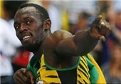 قهرمانی اوسین بولت در دوی 200 متر رقابتهای جهانی مسکو