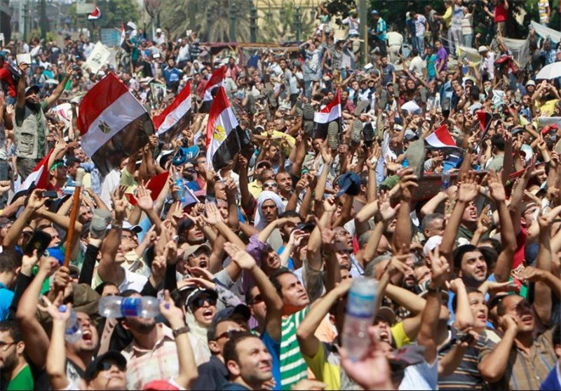 Egyptians Irked by Official Bid to Curb Protests