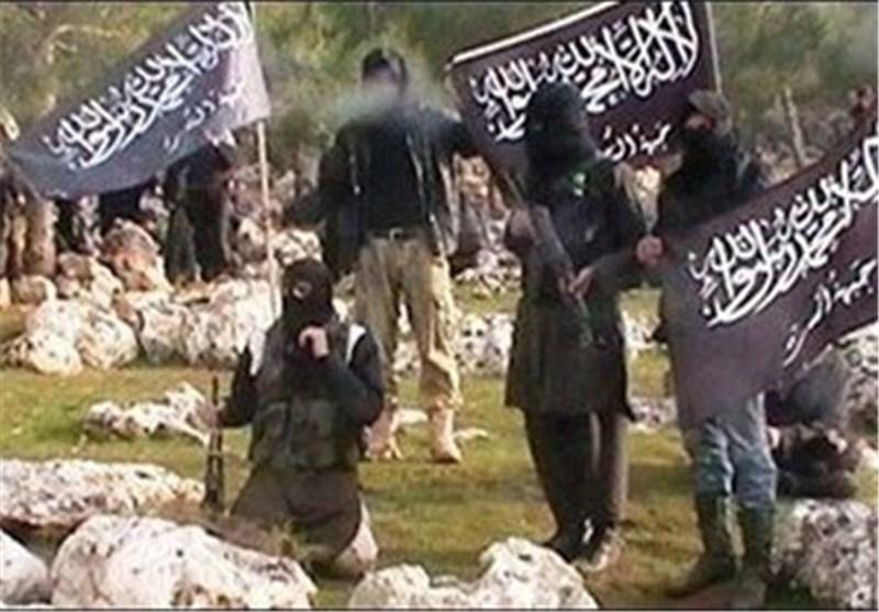 تروریستهای النصره پیش از خروج مقرهای خود را در «عرسال» به آتش کشیدند