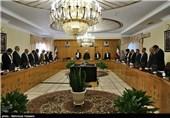 نخستین جلسه هیات دولت یازدهم