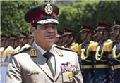 مخالفت نهاد نظامی مصر با نامزدی السیسی در انتخابات ریاست جمهوری