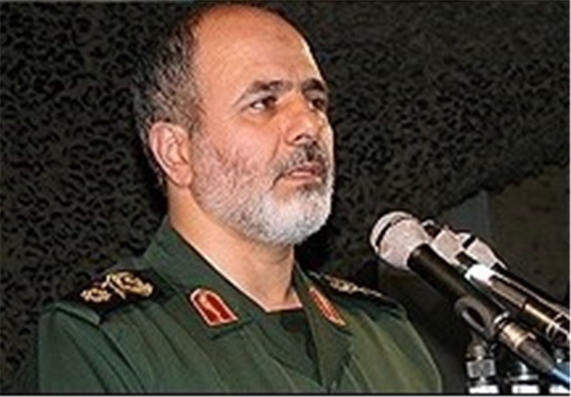 IRGC Official Underscores Islamic Revolution's Inspiring Role