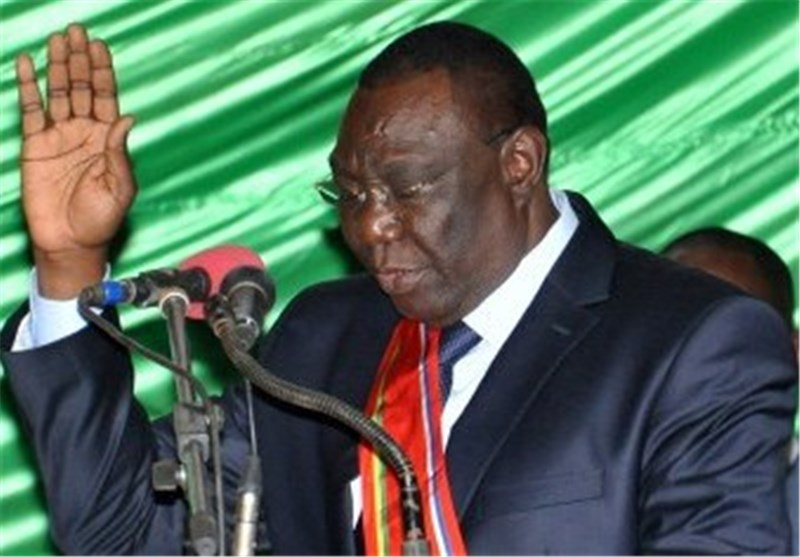 Djotodia Sworn-In as Central African Republic President