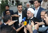 روحانی خبرنگاران