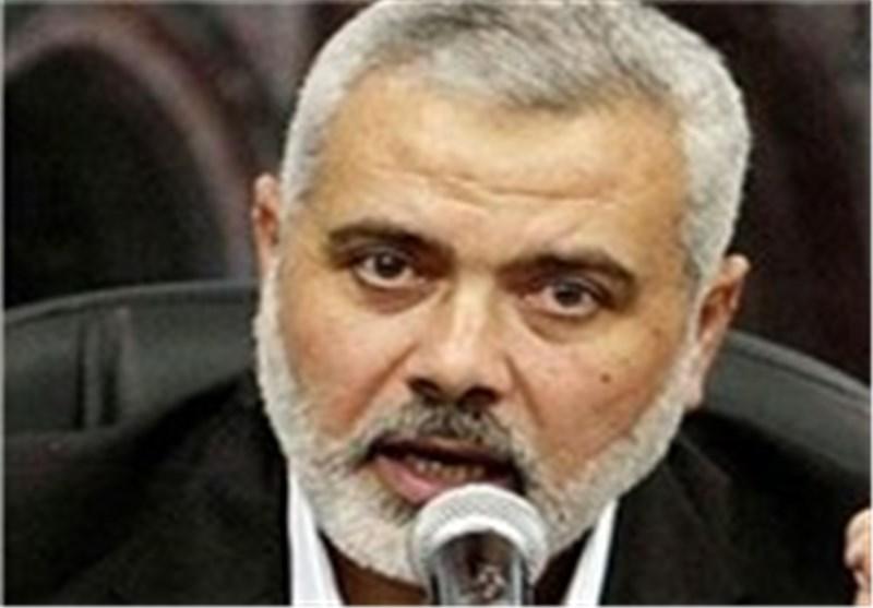 هنیه: قضیه فلسطین در اولویت دستور کار اجلاس کویت قرار گیرد