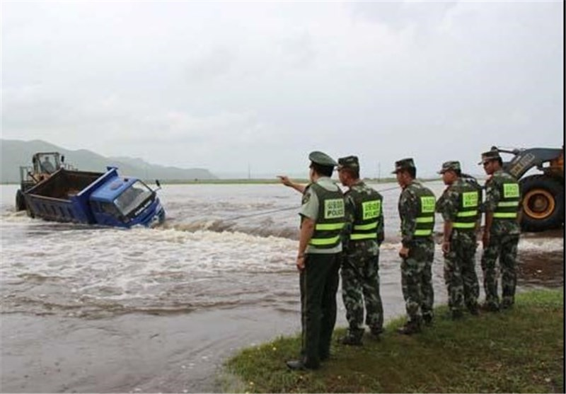Over 200 Now Dead or Missing in China Floods