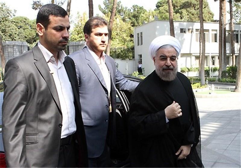 President: US Pressures Fail to Break Iran
