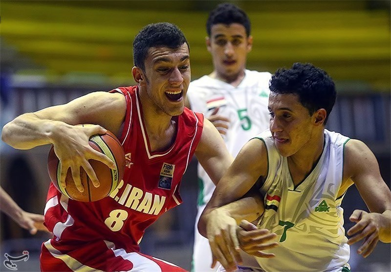 Iran Under-17 Crowned as West Asia Basketball Champion
