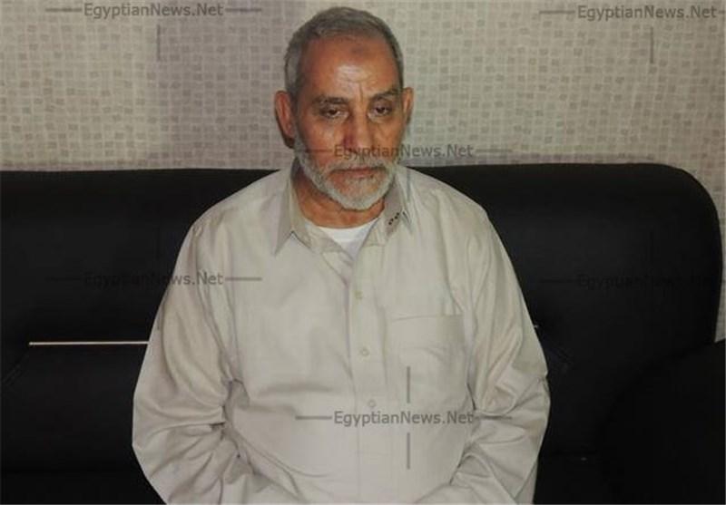 Egypt's Muslim Brotherhood Top Leader Ordered 15 Days in Prison