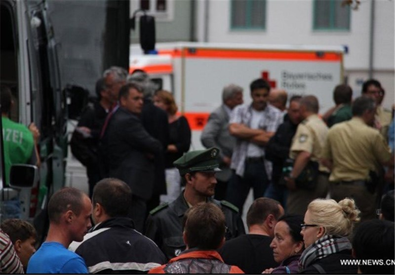 Hostages Freed in Southern Germany after Police Raid
