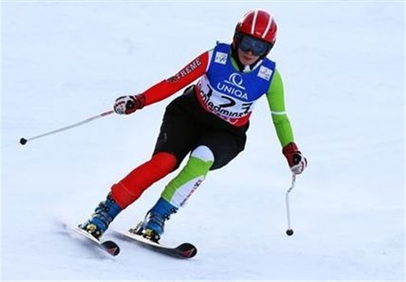 Skier Kalhor Wants to Be Role Model for Iranian Women