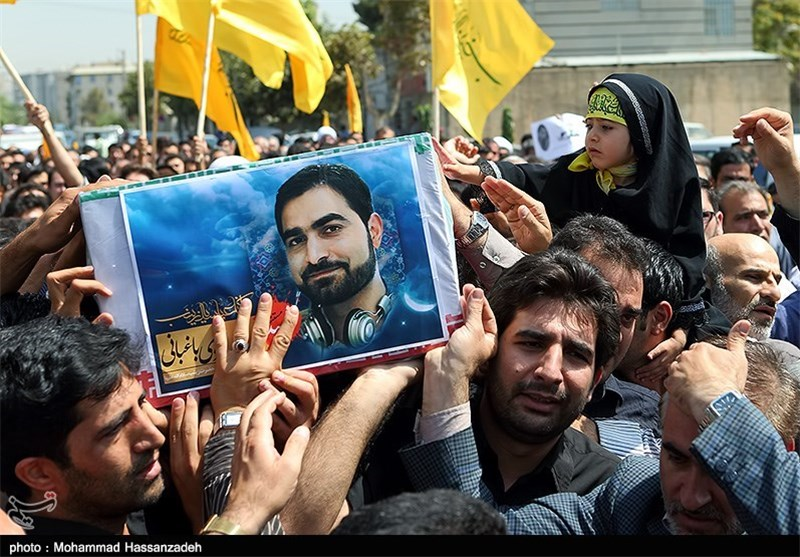 Spokesman Condemns Killing of Iranian Filmmaker in Syria