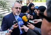 "Iran's Zarif Calls Israel, Takfiri Terrorism ""Common Threat"" to World"