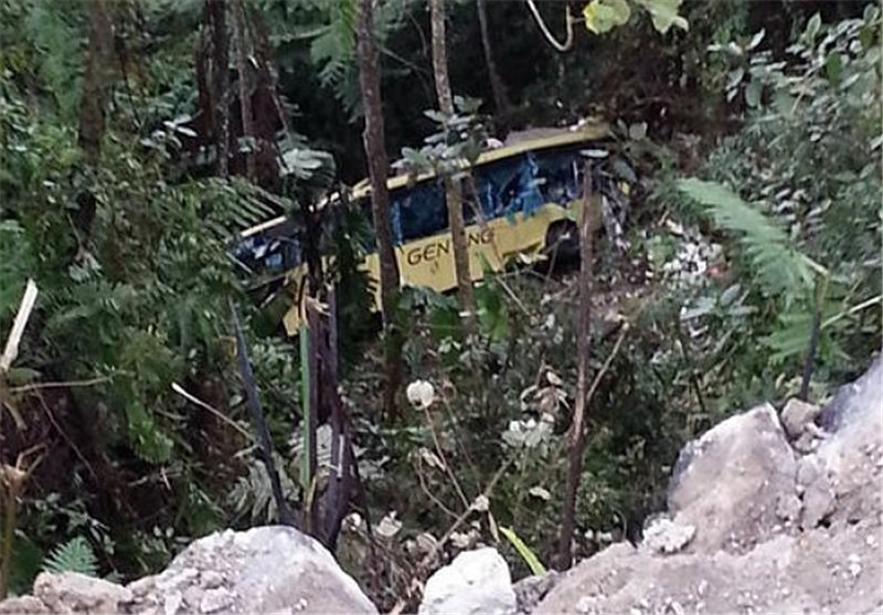 At least 19 Killed in Indonesia Church Bus Crash