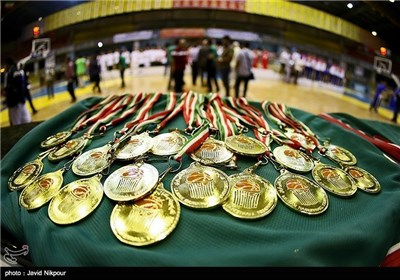 Iran's Under-17 Crowned as West Asia Basketball Champion