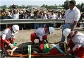 آمادهباش 58 تیم امداد و نجات هلال احمر در خراسان جنوبی