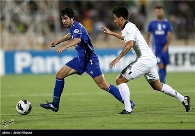 Iran's Esteqlal Rout Thailand's Buriram United