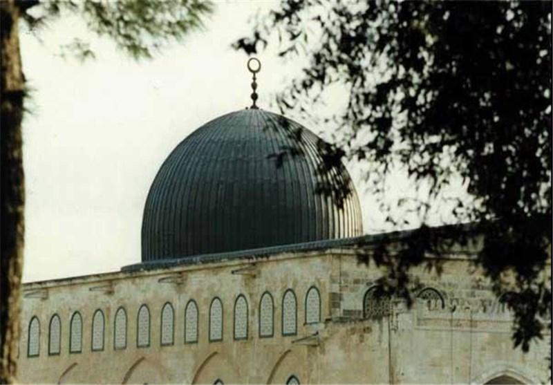 طرحهای صهیونیستی برای بلعیدن قدس-1 تخریب مسجدالاقصی+تصویر