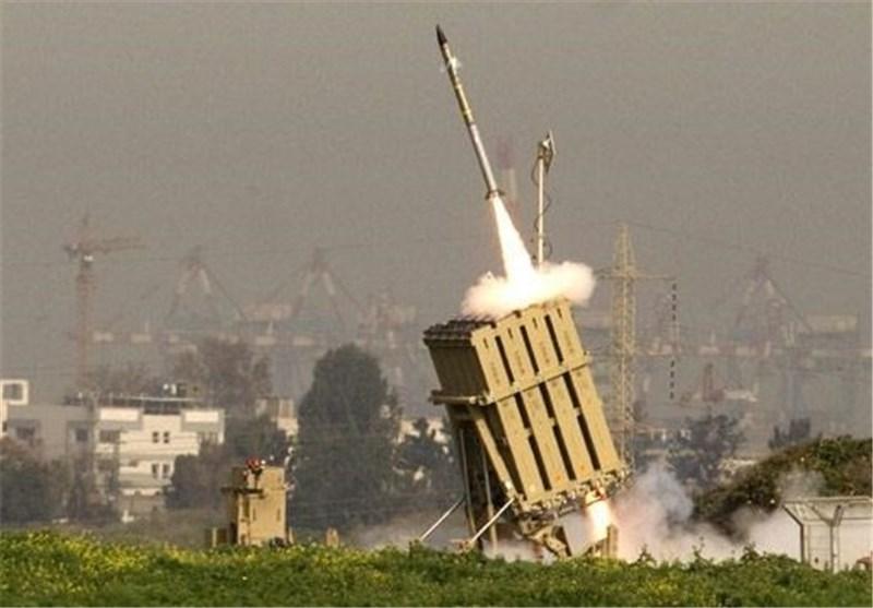 """اسرائیل سامانه """"گنبد آهنین"""" را در شهر اسدود نصبکرد"""