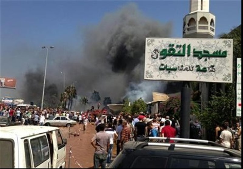 Two Explosions Rock Lebanese City of Tripoli