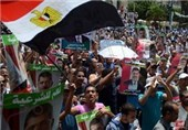 Long Jail Terms for Egypt's Pro-Mursi protesters