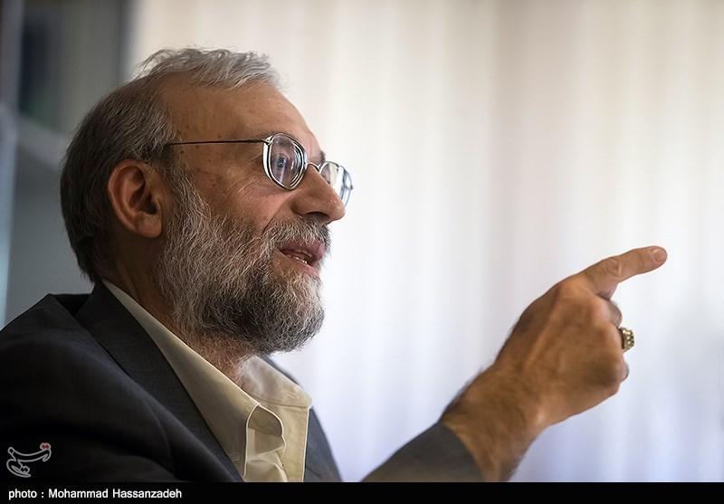 کرمان | جواد لاریجانی: مدیران دولتی اگر غیرکارآمد عمل کنند در تیم دشمن هستند