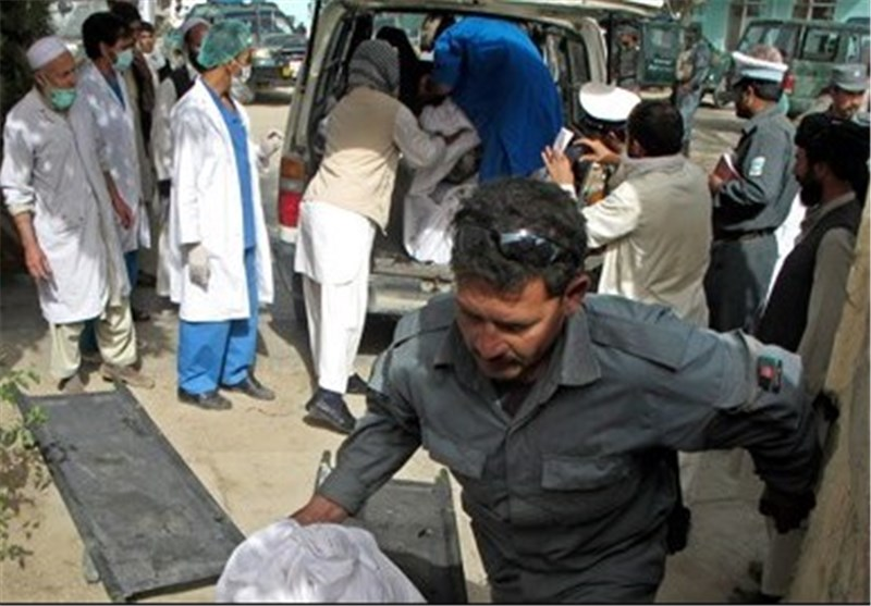 Roadside Bomb Kills 4 Afghan Police