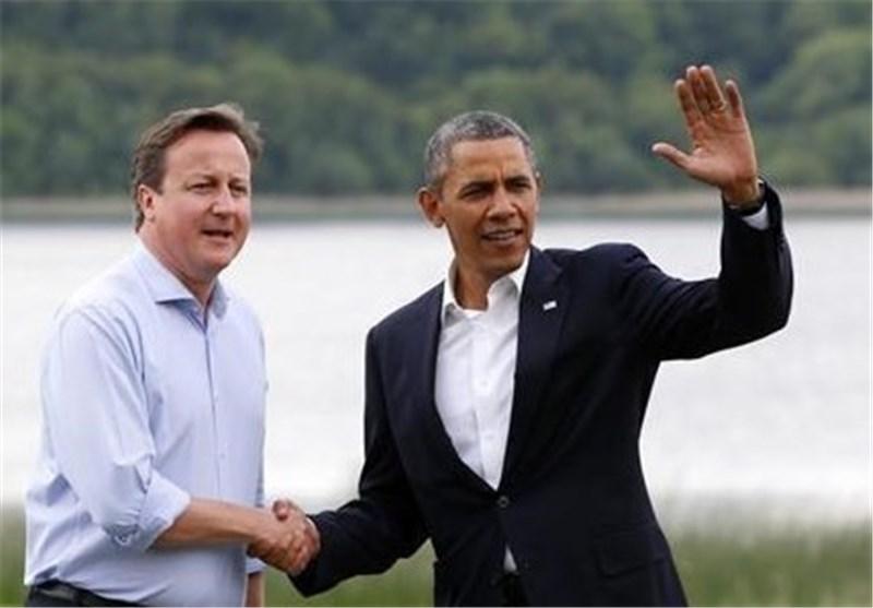 Cameron Cites Economic Risks of US Shutdown