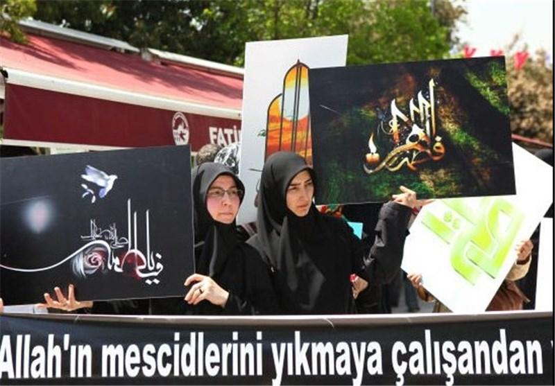 شرکت 30 هزار دانمارکی در مراسم عزاداری امام حسین(ع)