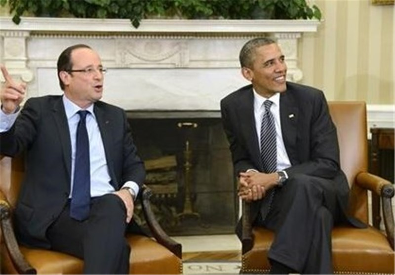 Hollande Condemns US for Spying on French Citizens