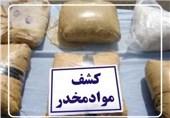 انهدام 2 باند مواد مخدر و کشف 750 کیلوگرم تریاک در سیستان و بلوچستان