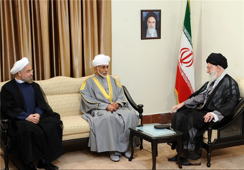 "Supreme Leader Views Oman as Iran's ""Good, True"" Neighbor"