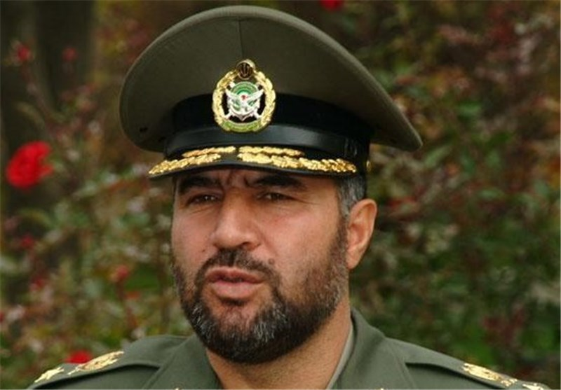 Iranian Army Tightens Security near Western Borders: Commander