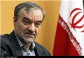 حضور امیدوار رضایی در خبرگزاری تسنیم