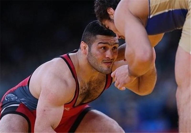 Iran Wins 2 Gold Medals in First Day of World Wrestling Championship