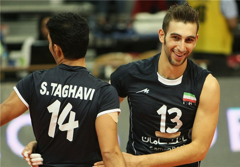 Iranian Young Volleyballers Reach FIVB 2nd Round