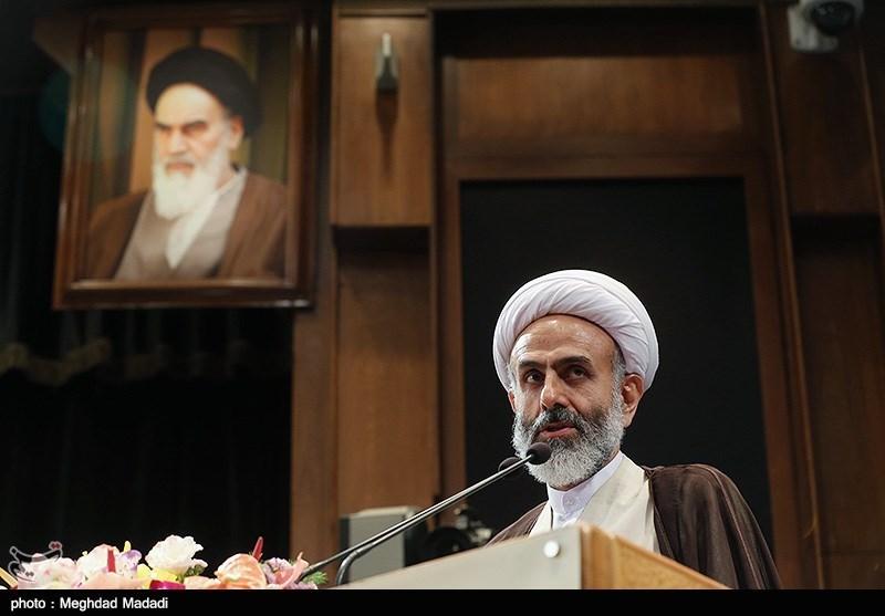 سخنرانی حجت الاسلام محمدی رئیس سازمان اوقاف در همایش جایزه بنیاد البرز
