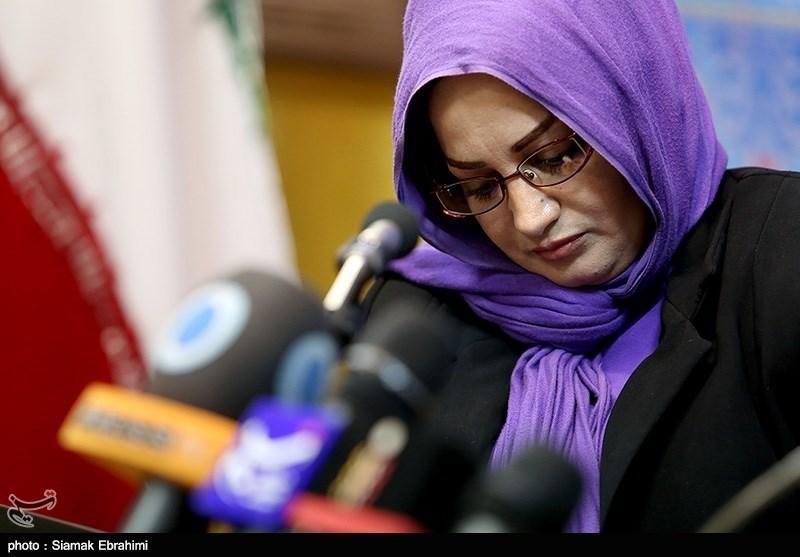 نشست خبری مریم سنجابی،نجات یافته فرقه مسعود رجوی در خبرگزاری تسنیم