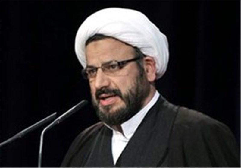 احمد واعظی رئیس دفتر تبلیغات حوزه علمیه قم