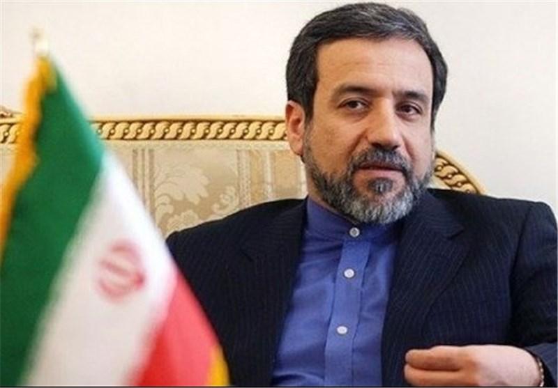 عراقجی یلتقی آمانو قبیل محادثات طهران والوکالة الذریة الاثنین المقبل