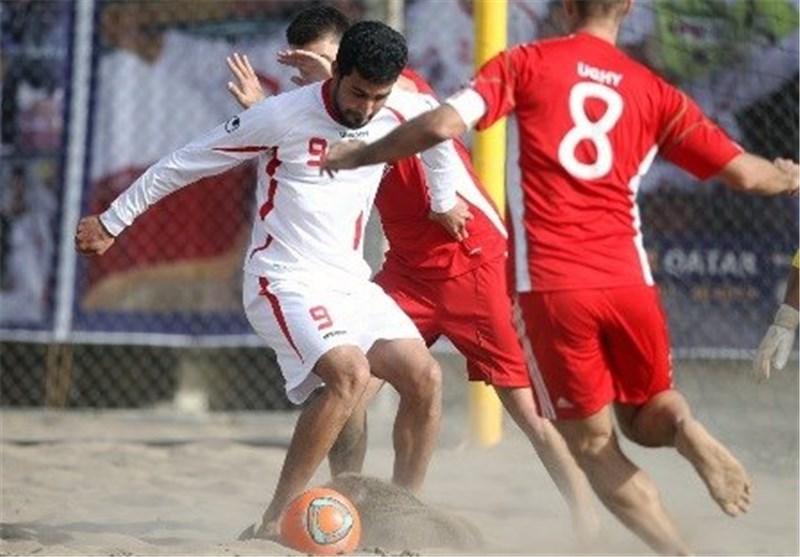 حضور 4 گیلانی در تیم ملی فوتبال ساحلی ایران