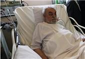 رئیس دفتر رهبر انقلاب از عسکراولادی عیادت کرد