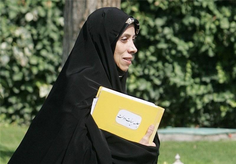 الهام امین زاده معاون رئیس جمهور