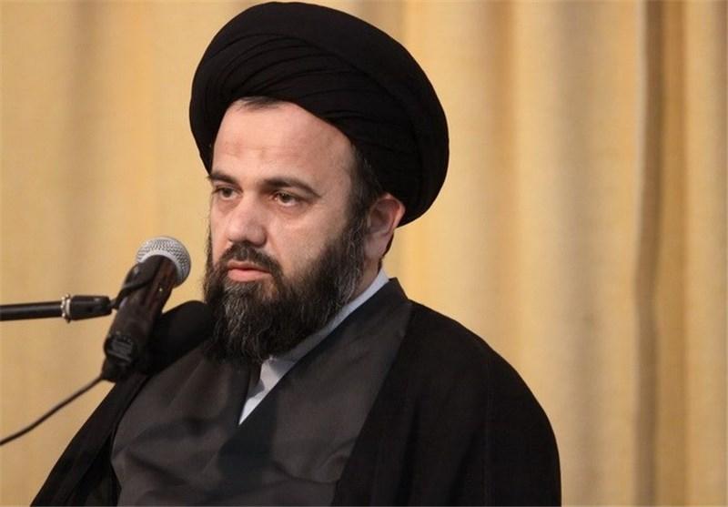 حجت الاسلام سید محمد موسوی امام جمعه آران و بیدگل